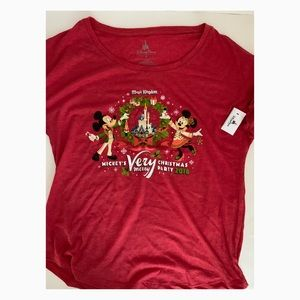Mickey's Very Merry Christmas Party 2018 Shirt